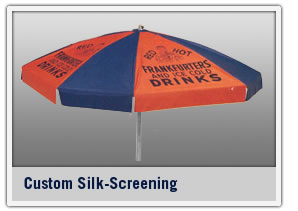 Embee Sunshade Custom Silk-Screening